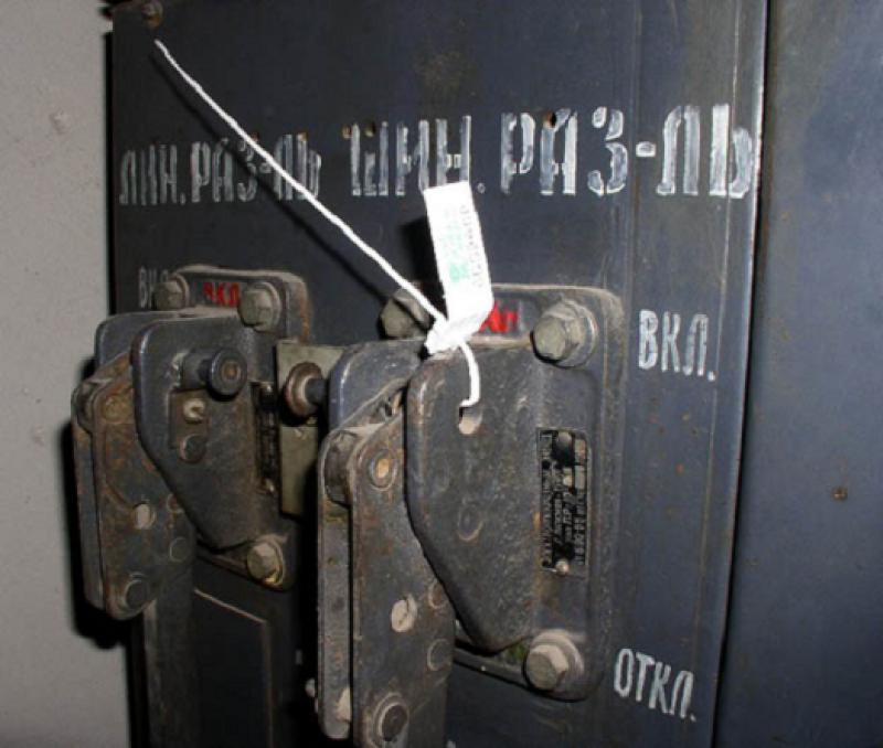 Фонарь для автоматических ворот