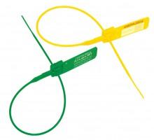 Номерная пластиковая пломба Альфа®-М1/М2