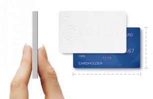 Поисковый трекер GPS/ГЛОНАСС TRANSCOM T-15 Кредитка