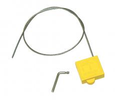 Запорно-пломбировочное устройство Кордон наивысшей степени надежности с двойным замком