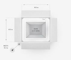Размеры термоконтейнера 25 литров
