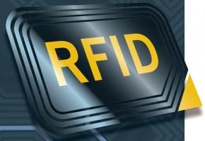 RFID метка на пломбах