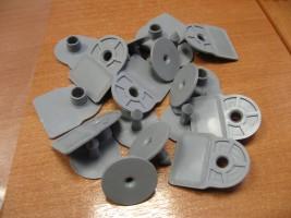 Ушные бирки для животных с RFID меткой