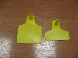 Ушные бирки с RFID меткой