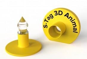 Электронные ушные бирки RFID Технологии Сохранности