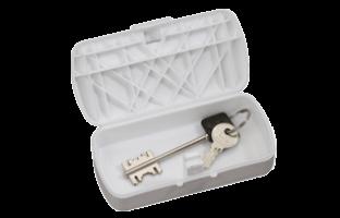 Опечатывающие устройства для ключей и дверей