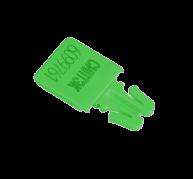 Номерная пластиковая пломба Энвополисил