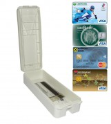 Силкипер опечатывания смарт и банковских карт
