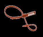 Номерная пластиковая пломба Акула®-М3 для опечатывания мешков