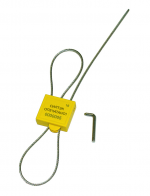 Новое запорно-пломбировочное устройство (пломба ЗПУ) «Кордон»