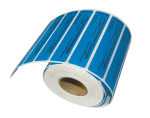 Номерные пломбы-наклейки СКР®2 (20х100 мм) морозостойкая