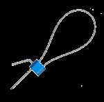 Запорно-пломбировочное устройство Малтилок Кэйбл Сил 2.5 с закруткой